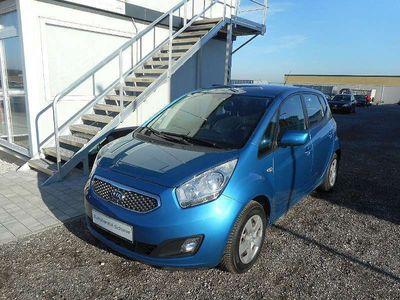 gebraucht Kia Venga 1,4 CRDi Motion Surf & Drive ISG_1 Besitzer_ Serviceheft_Klima Automatik Limousine