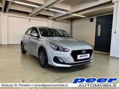 gebraucht Hyundai i30 1,4 MPI PEER EDITION VFW SONDERAKTION