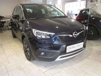 gebraucht Opel Crossland X 1,5 CDTI BlueInjection Editon Start... SUV / Geländewagen