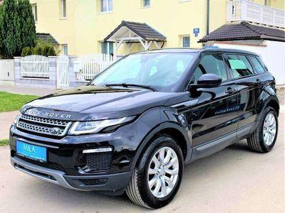 gebraucht Land Rover Range Rover evoque 2.0 Td4 Pure Automatik Panoramadach 1.Besitz * Gar