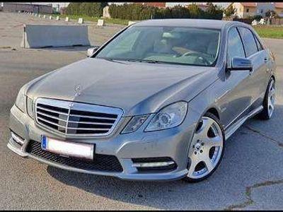 gebraucht Mercedes E350 E-KlasseCDI Lorinser Limousine