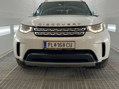 gebraucht Land Rover Discovery 2,0 SD4 HSE SUV / Geländewagen