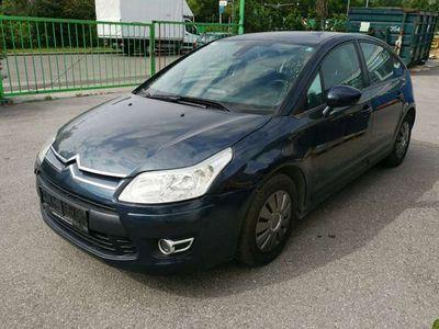 gebraucht Citroën C4 1,4 Benzin Ninety