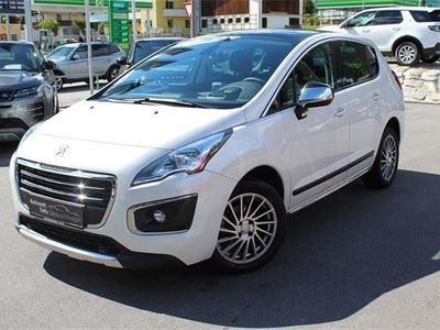 used Peugeot 3008 1,6 BlueHDi 120 S&S Allure AT6