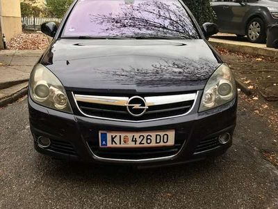 gebraucht Opel Signum 3,0 V6 CDTI Cosmo