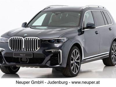gebraucht BMW X7 xDrive30d