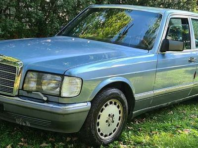 gebraucht Mercedes 300 S-Klasse W126Limousine
