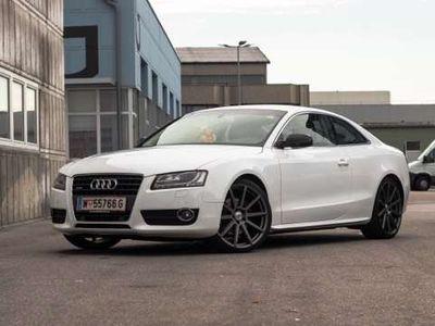 gebraucht Audi A5 Coupé 2,0 T FSI quattro S-tronic