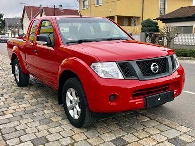 """gebraucht Nissan Navara """"NUR 33.000km"""" 4x4"""