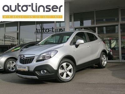 gebraucht Opel Mokka X 1,6 CDTI Edition Start/Stop System Edition ALLRAD, AHK abn.,