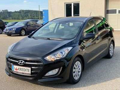 gebraucht Hyundai i30 CW 1,4 CRDi Business Class - Euro 6 - 1.Besitz !!