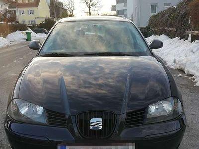 gebraucht Seat Ibiza Klein-/ Kompaktwagen,