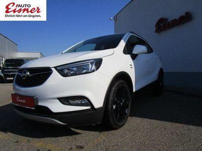 gebraucht Opel Mokka X 1,4 Turbo Ecotec 120 Jahre Edition Star... SUV / Geländewagen,