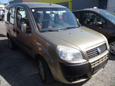 gebraucht Fiat Doblò Doblo 1,9 JTD Multijet Kombi / Family Van