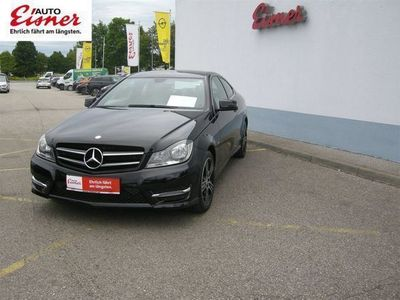 gebraucht Mercedes C220 CDI BlueEfficiency Coupe