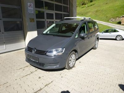 gebraucht VW Sharan Trendline BMT TDI