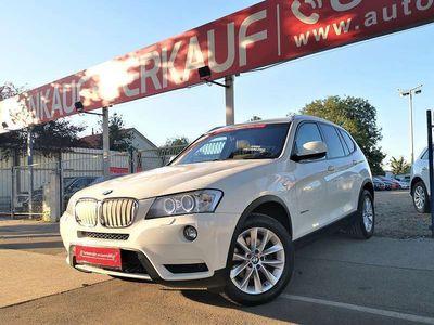 gebraucht BMW X3 xDrive30d Automatik/Leder/BI Xenon/sofort Kredit/