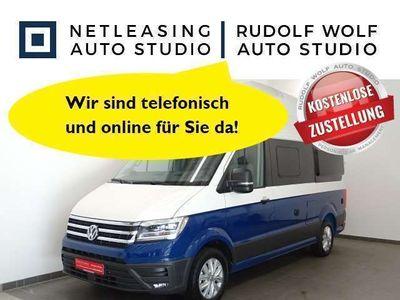 gebraucht VW California Grand600 2.0 TDI Solar Navi Gasheizu