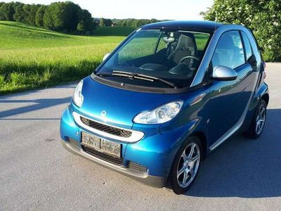 gebraucht Smart ForTwo Coupé passion softouch