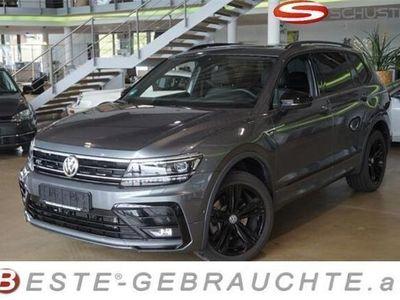 gebraucht VW Tiguan Allspace TDI 2.0 4Motion DSG Highl. R-Line