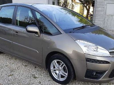 gebraucht Citroën C4 Picasso 1,6 Seduction HDi FAP * NUR EXPORT !!*