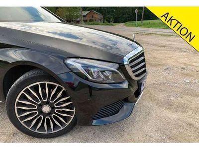 gebraucht Mercedes C180 T BlueTEC Exklusive A-Edition Plus Aut.