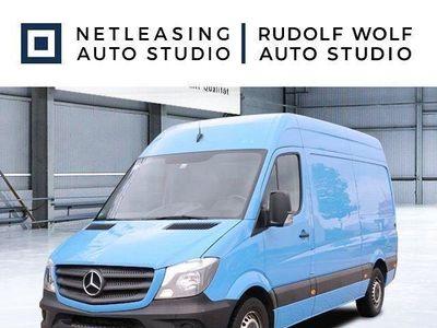 gebraucht Mercedes Sprinter 314 BT KA Hochd. +Klima+Beif.-2 Sitzer+ Audio 10