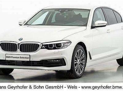 gebraucht BMW 520 5er-Reihe d xDrive Aut. Limousine