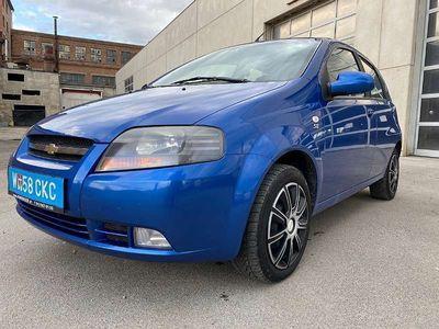 gebraucht Chevrolet Kalos 1,2 SE SOHC Klein-/ Kompaktwagen