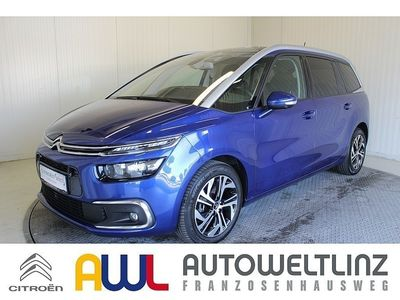 gebraucht Citroën Grand C4 Picasso C4 Picasso BlueHDI 120 S&S EAT6 Shine Kombi / Family Van,