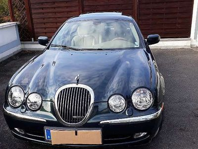 usata Jaguar S-Type S-Type3,0 V6 AT EXEC Limousine,
