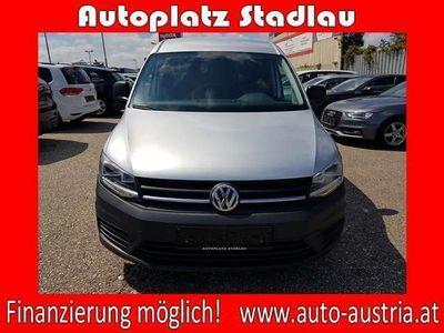 gebraucht VW Caddy Maxi Kastenwagen 2,0 TDI *FINANZIERUNG MÖGLICH!