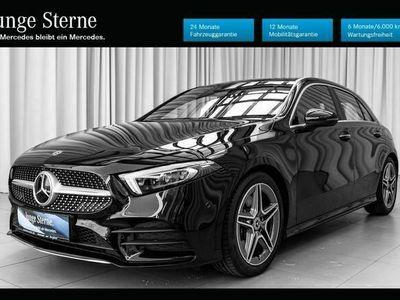 gebraucht Mercedes A220 4M AMG / Pano / Burmester / Fahrassi / HUD