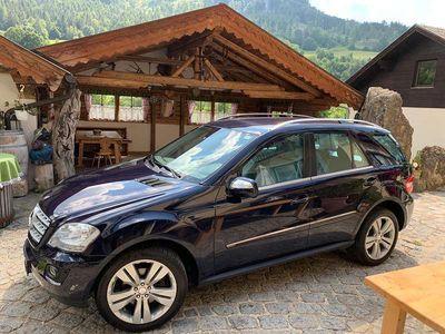 gebraucht Mercedes 350 M-KlasseCDI SUV / Geländewagen