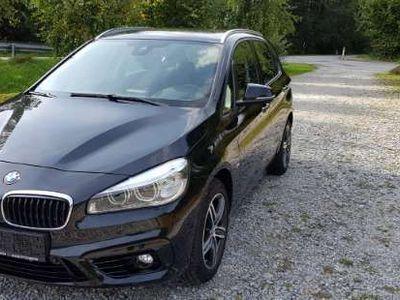 gebraucht BMW 218 Active Tourer 2er-Reihe Diesel Allrad (F xDrive A