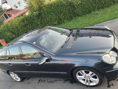 gebraucht Mercedes C270 CDI Kombi / Family Van