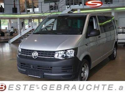 gebraucht VW Caravelle T6TDI 2.0 DSG LR 9-Sitzer Navi AHK Kame