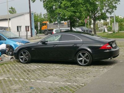 gebraucht Mercedes CLS320 CLS-KlasseCDI Facelift Sportwagen / Coupé