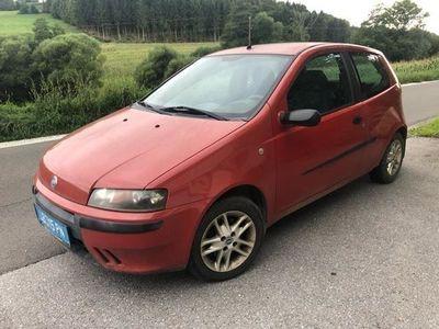 gebraucht Fiat Punto 1,9 ELX JTD euro 3