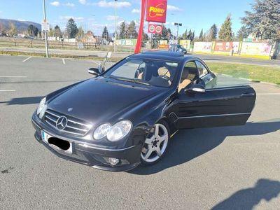 gebraucht Mercedes CLK320 Coupe CDI 7G-TRONIC Avantgarde