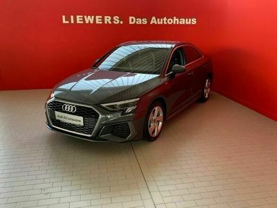 gebraucht Audi A3 Limousine 35 TDI S line exterieur