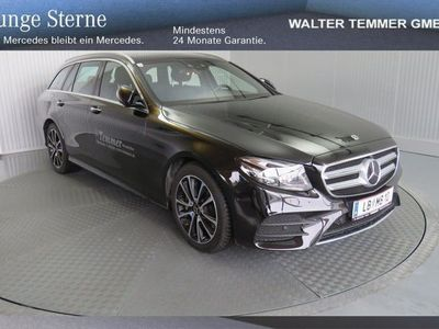 brugt Mercedes E400 4MATIC T-Modell AMG LINE