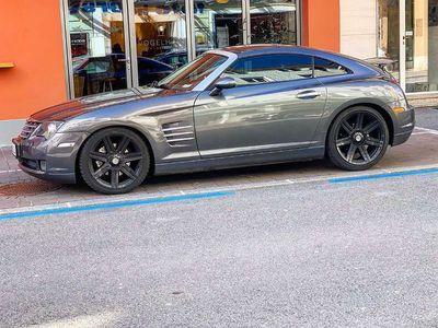 gebraucht Chrysler Crossfire 3,2 Automatik Pickerl neu Sportwagen / Coupé