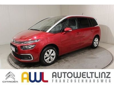 gebraucht Citroën C4 SpaceTourer C4 Spacetourer GrandBlueHDI 120 S&S 6-Gang Fee... Kombi / Family Van,