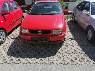 gebraucht VW Polo 1.9sdi Klein-/ Kompaktwagen