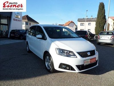 gebraucht Seat Alhambra Reference 2,0 TDI CR 4WD