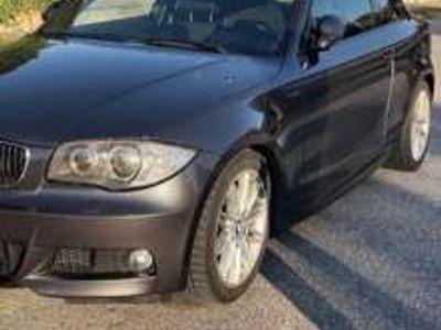 gebraucht BMW 123 Coupé 1er-Reihe d Sportwagen /