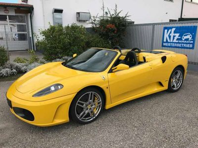 gebraucht Ferrari F430 Spider,Topzustand,Carbonsitze,Carbondiffusor, ... Cabrio / Roadster