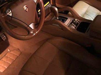 gebraucht Porsche Cayenne S 4,5 motor Limousine