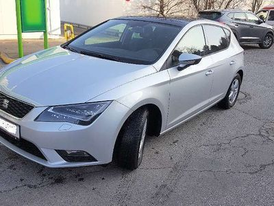 brugt Seat Leon 1,4 TSI Style Start-Stopp, garagengepfl., 1A Zust. Klein-/ Kompaktwagen,